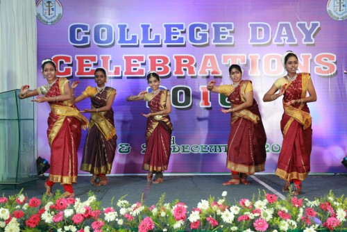 College day and Christmas Day Celebration 2016