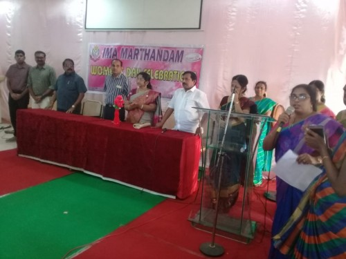 Womens Day Celebration on 8-3-2019