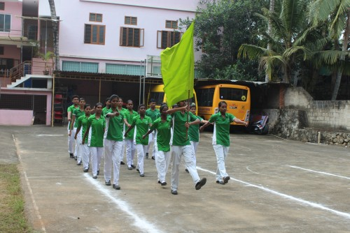 Sports Day on 15-11-2018